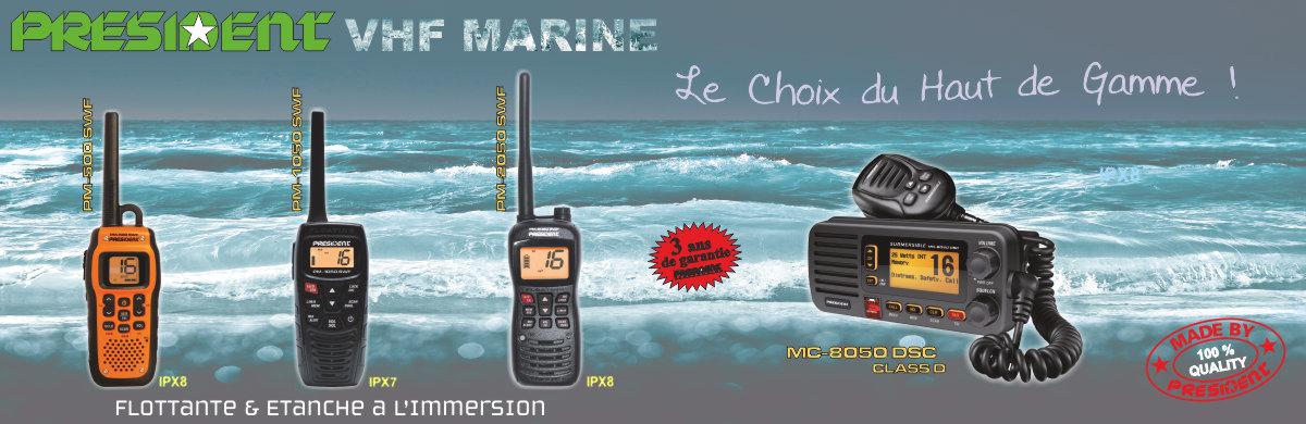 La VHF Marine